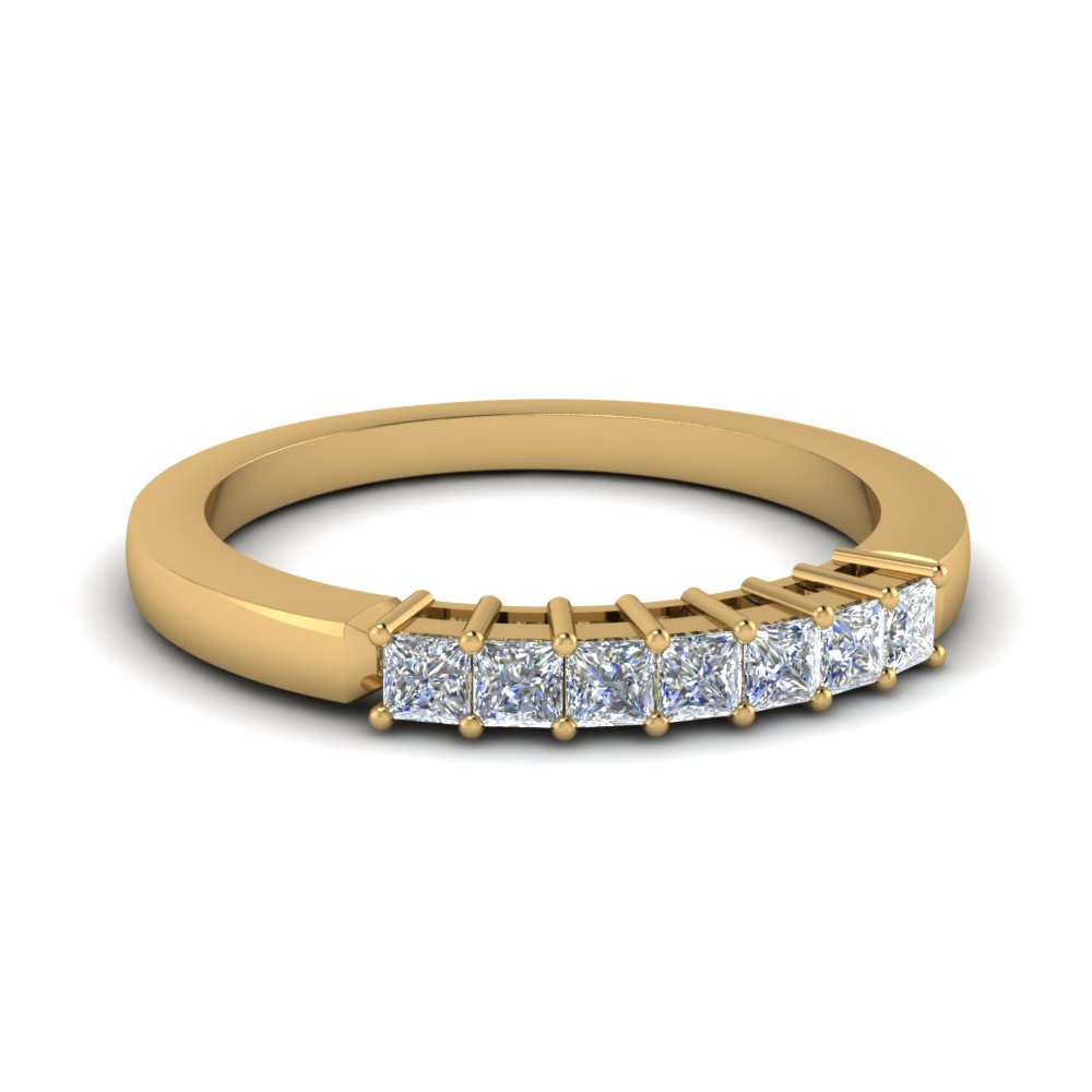 Septet Princess Wedding Band