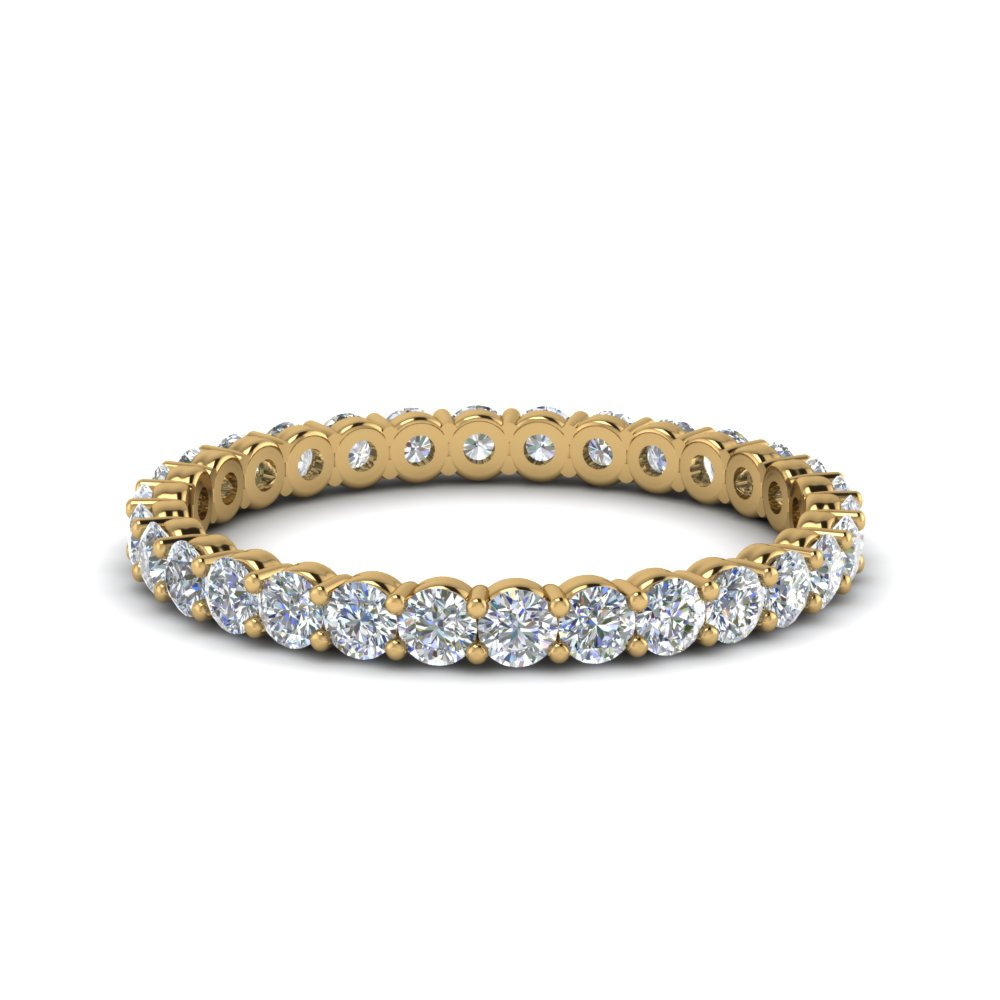 0.75 Ct. Round Diamond Eternity Band