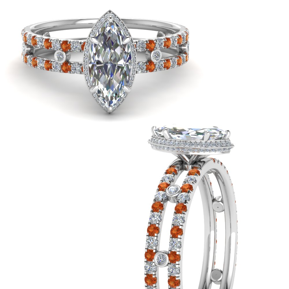 split-band-hidden-marquise-halo-diamond-engagement-ring-with-orange-sapphire-in-FD9171MQRGSAORANGLE3-NL-WG