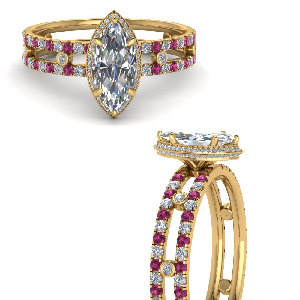 split-band-hidden-marquise-halo-diamond-engagement-ring-with-pink-sapphire-in-FD9171MQRGSADRPIANGLE3-NL-YG