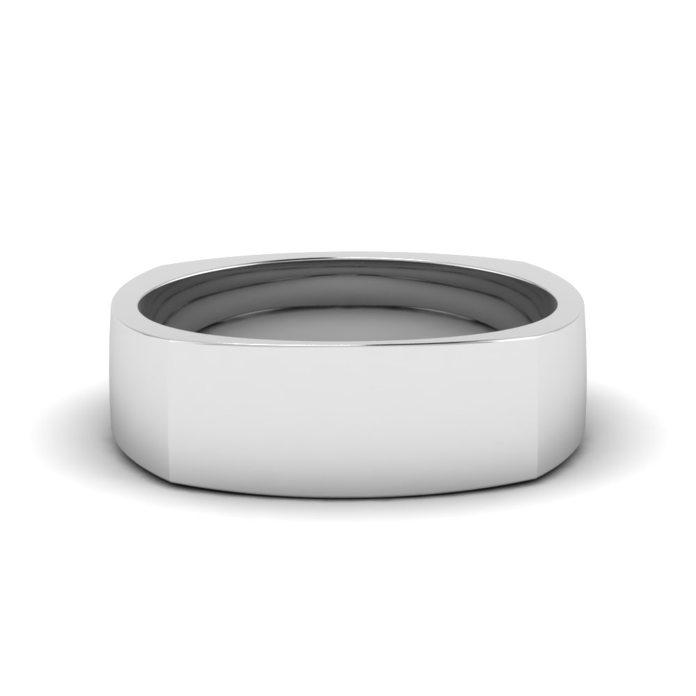 square 8 mm male wedding ring in FDSQR7B 8MM NL WG 120.jpg