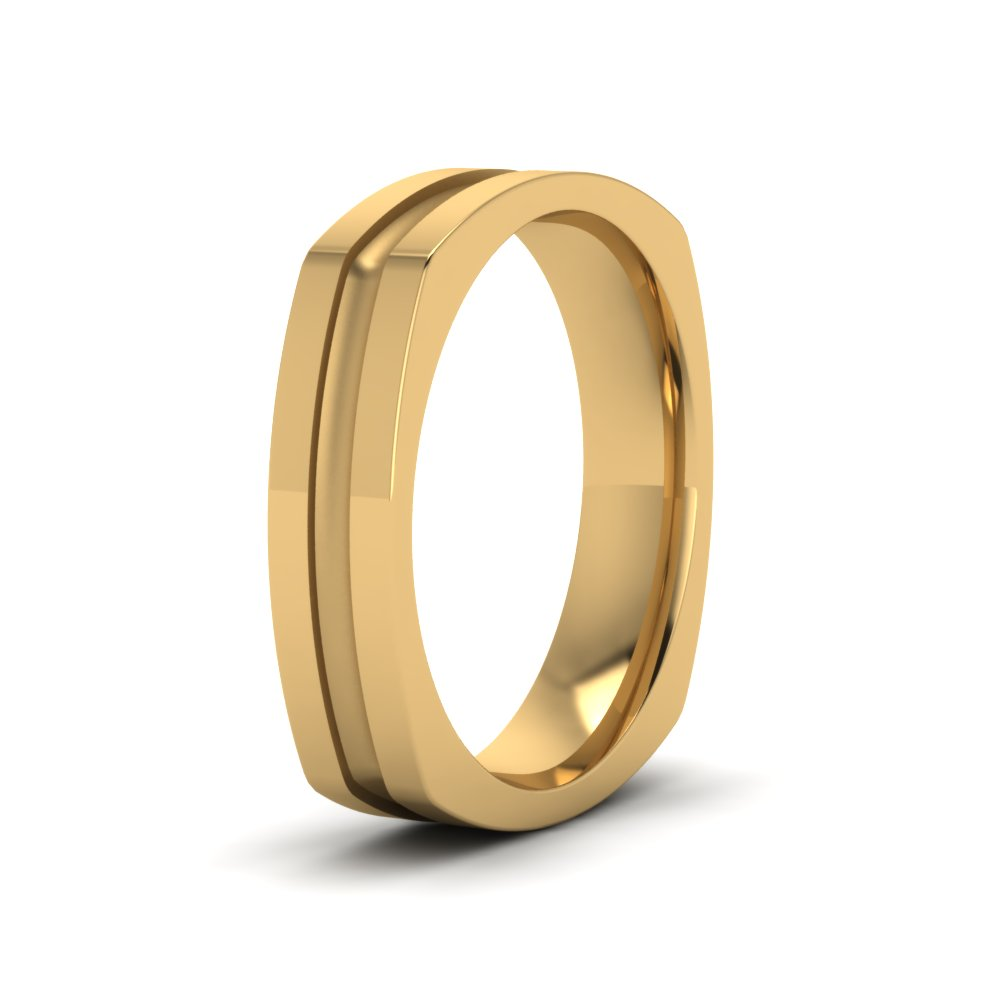 men brilliant gold fit ring white wedding s rings comfort earth top mens
