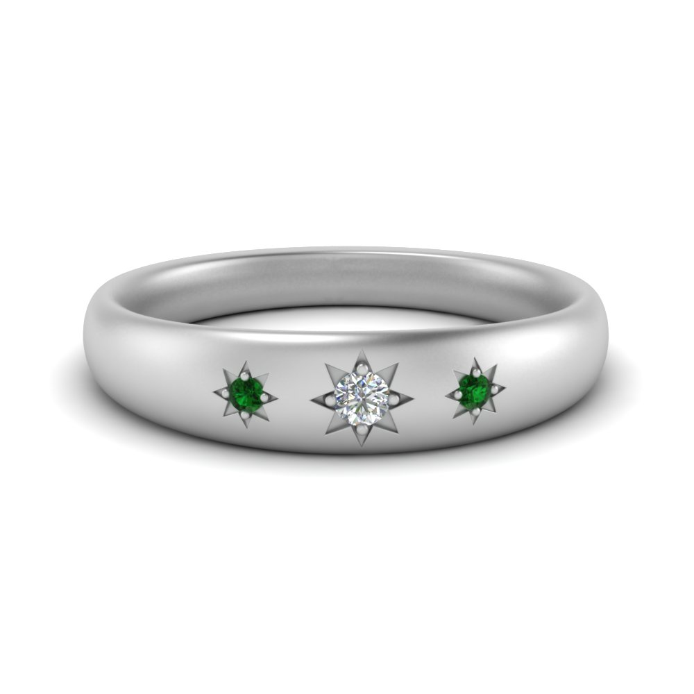 starburst-3-stone-diamond-womens-band-with-emerald-in-FDM123182BGEMGR-NL-WG