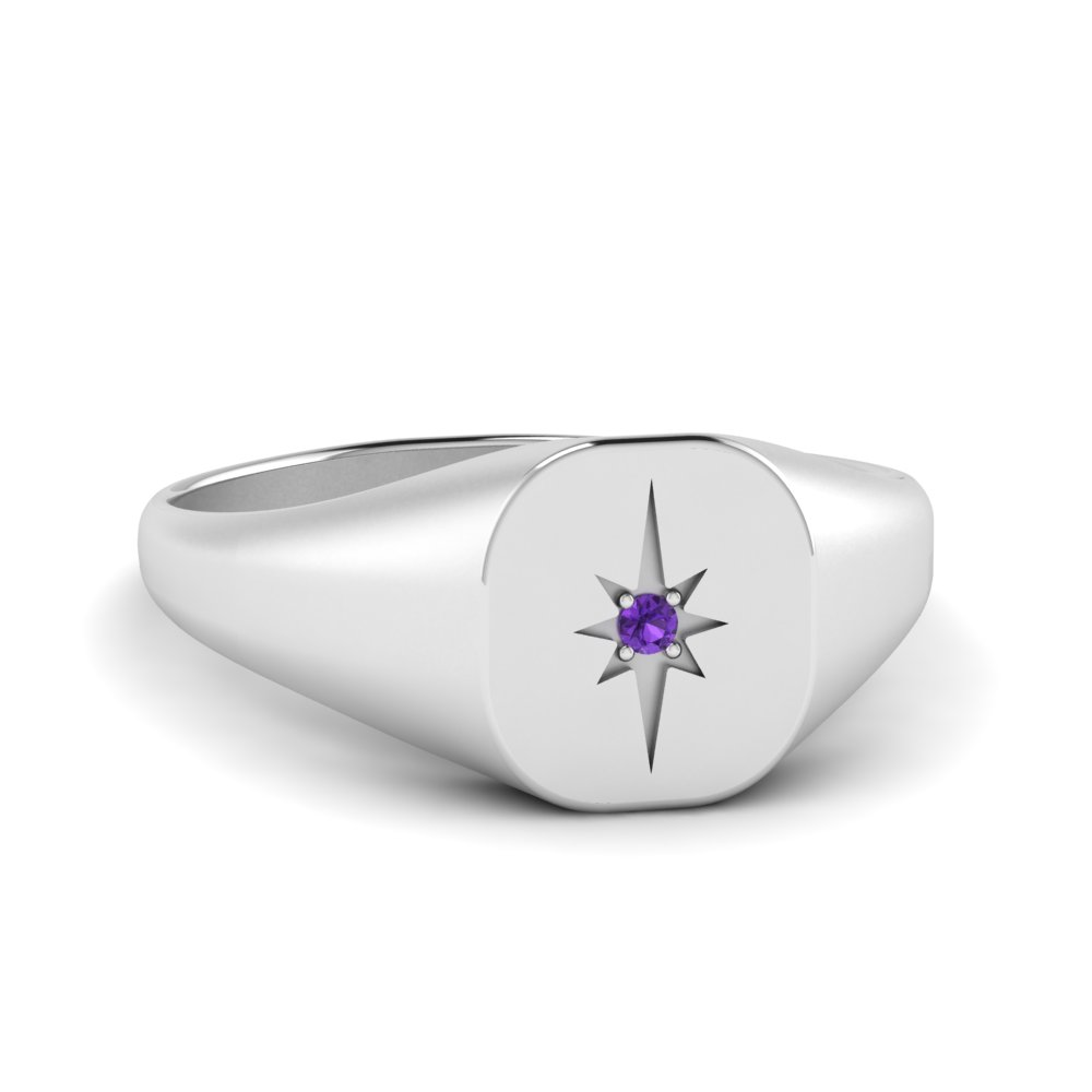 starburst-signet-purple-topaz-ring-for-men-in-FD122748GVITO-NL-WG