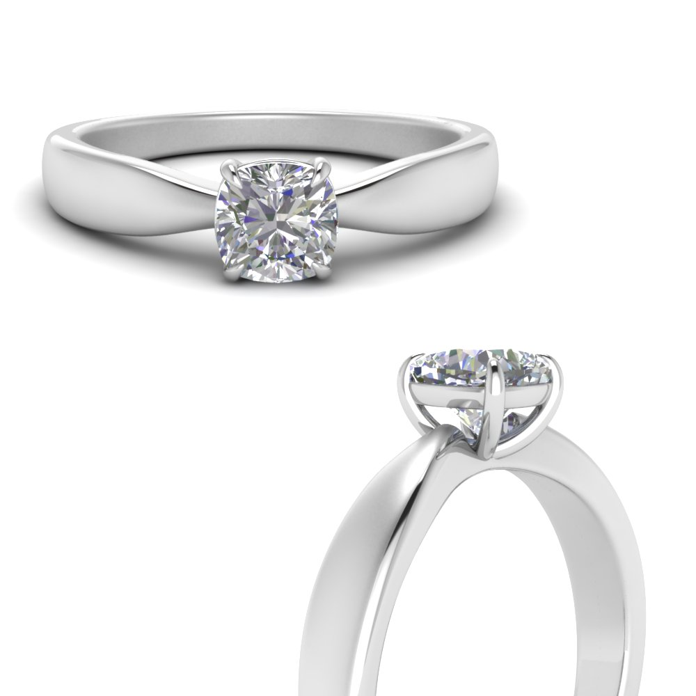 tapered-bow-cushion-cut-solitaire-diamond-ring-in-FD1031CURANGLE3-NL-WG