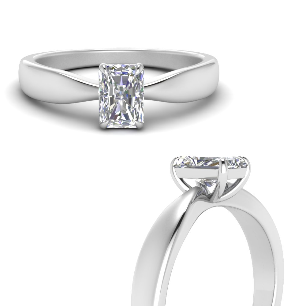 tapered-bow-radiant-cut-solitaire-diamond-ring-in-FD1031RARANGLE3-NL-WG