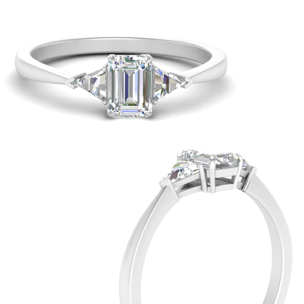 tapered-trillion-3-stone-emerald-cut-engagement-diamond-ring-in-FDENR408EMRANGLE3-NL-WG