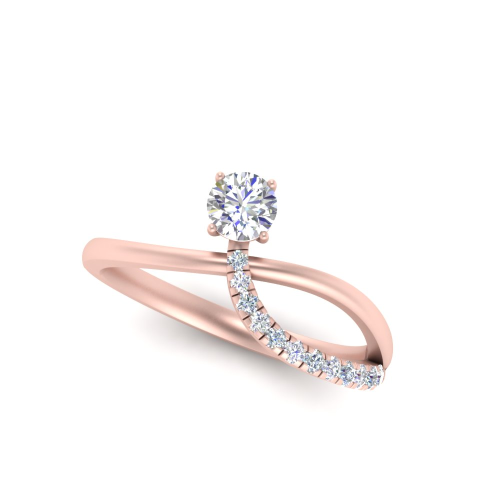 thin-pave-swirl-band-round-diamond-engagement-ring-in-FD9148ROR-NL-RG