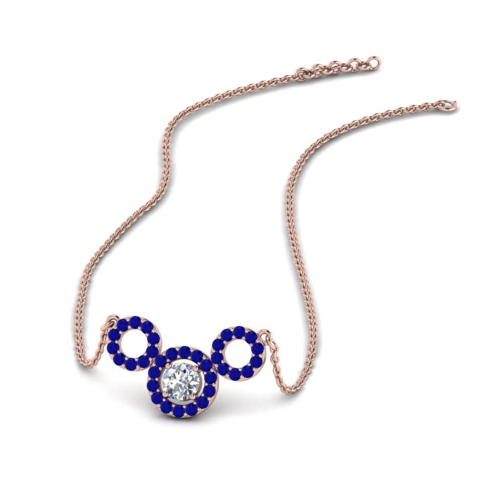 triple-circle-diamond-pendant-with-sapphire-in-FDPD8921GSABL-NL-RG