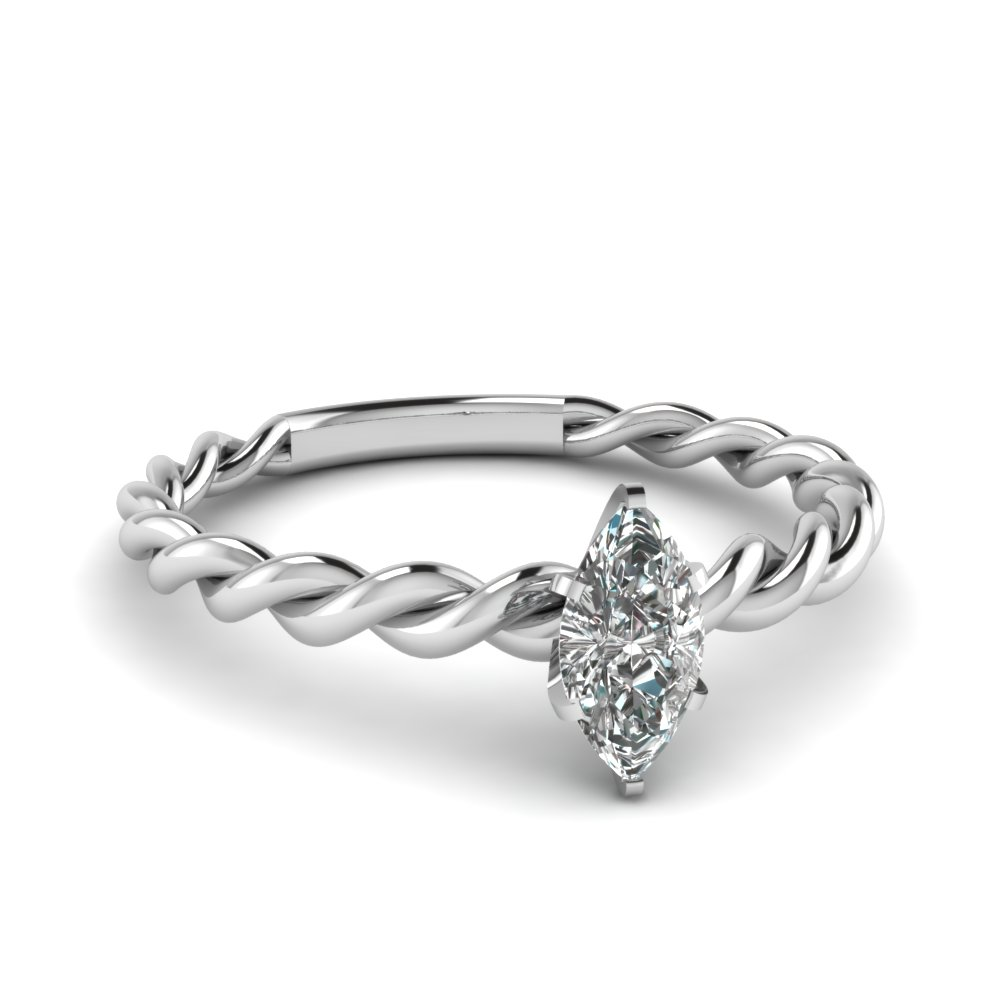 stone ring sterling rings twist zirconia silver from cubic image stoneset single