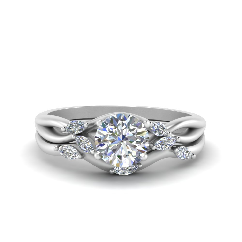 twisted-moissanite-round-cut-wedding-band-sets-in-FD8300RO-NL-WG