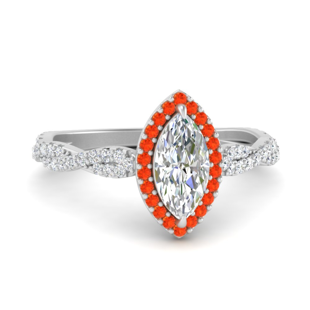 twisted-marquise-diamond-halo-ring-with-orange-topaz-in-FD123267MQRGPOTO-NL-WG