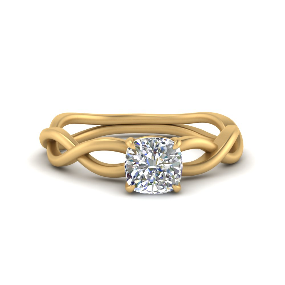 twisted-solitaire-cushion-cut-diamond-engagement-ring-in-FD1123CUR-NL-YG