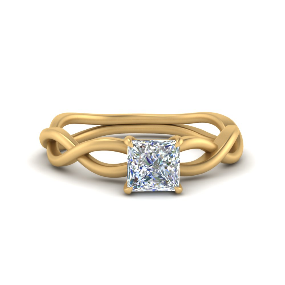twisted-solitaire-laboratory-grown-wedding-lab diamond engagement-ring-in-FD1123PRR-NL-YG