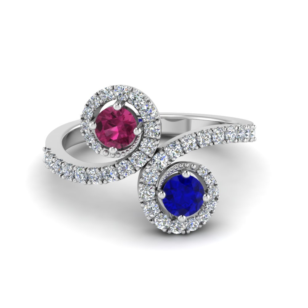 pink we colored vert harry diamonds rings stewart kotlar weddings engagement gold love white martha platinum