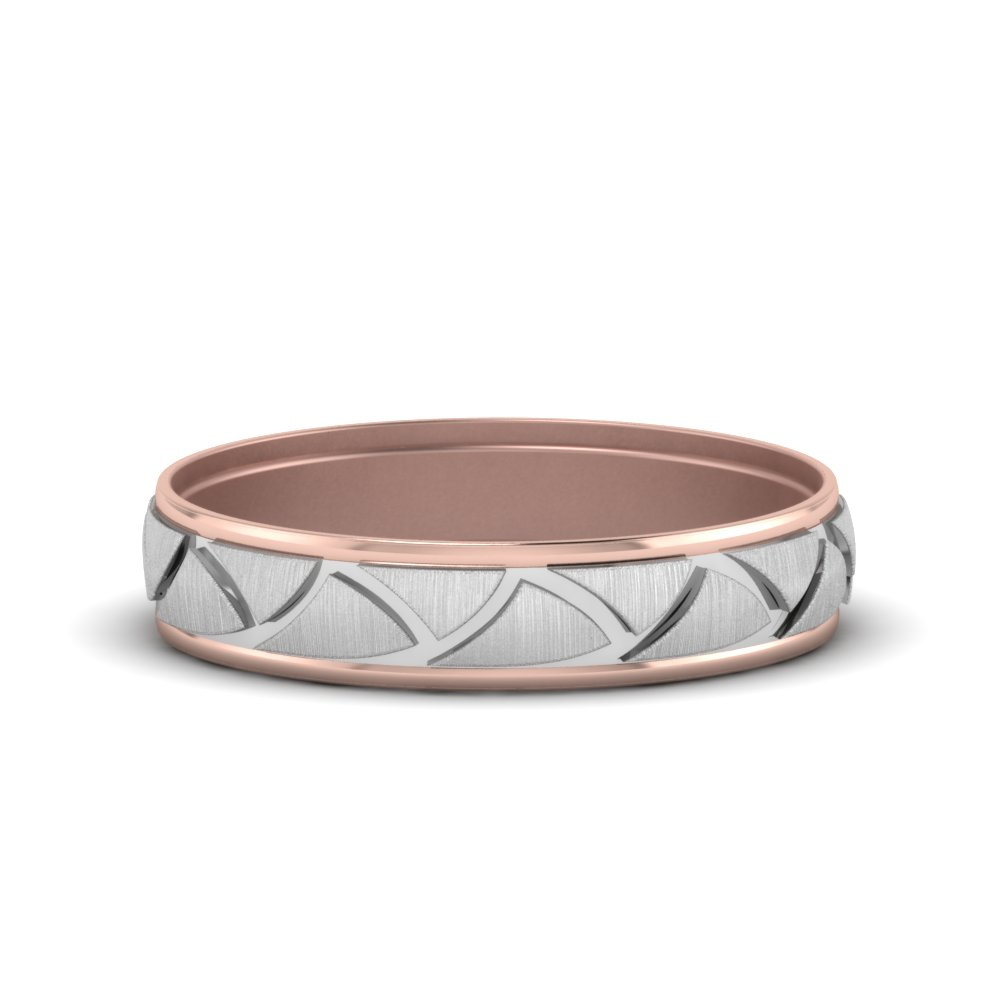 Engraved Wedding Band