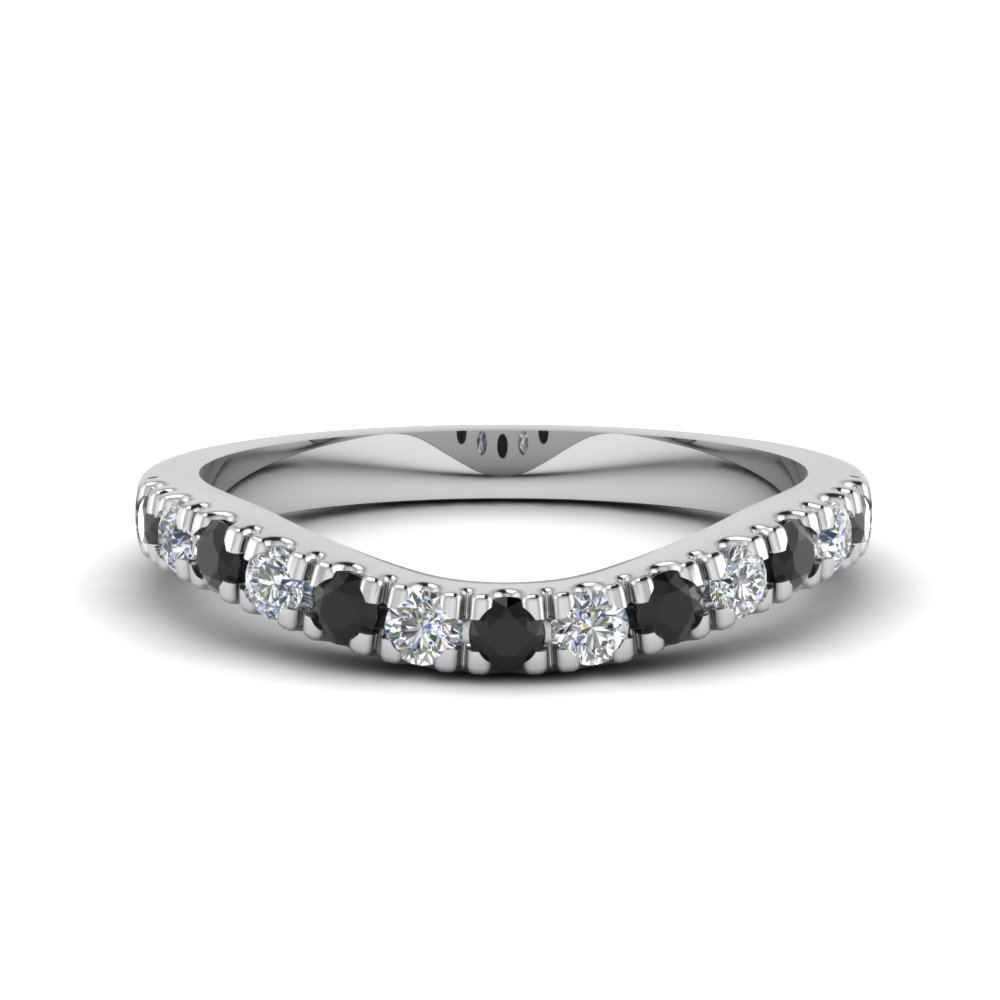 u prong contour wedding band with black diamond in FDENS1218BGBLACK NL WG.jpg