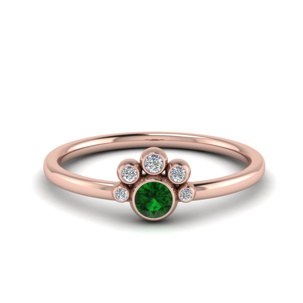 unusual-emerald-bezel-set-engagement-ring-in-FD72035RORGEM-NL-RG