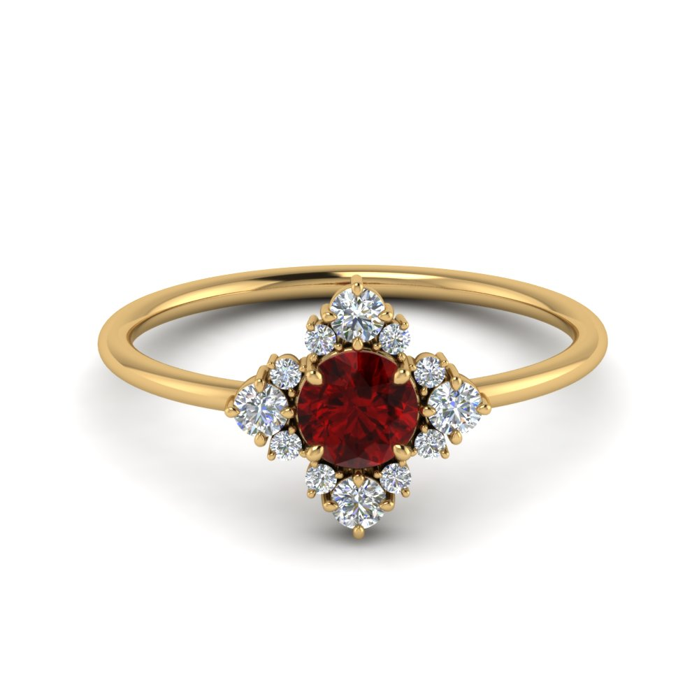 unusual-ruby-engagement-ring-with-diamonds-in-FD9103RORGRD-NL-YG