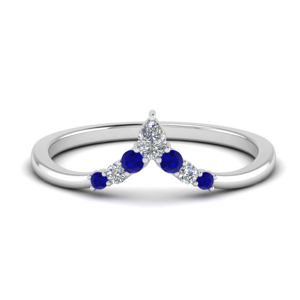 v-shaped-stacked-diamond-band-for-her-with-sapphire-in-FD9335BGSABL-NL-WG