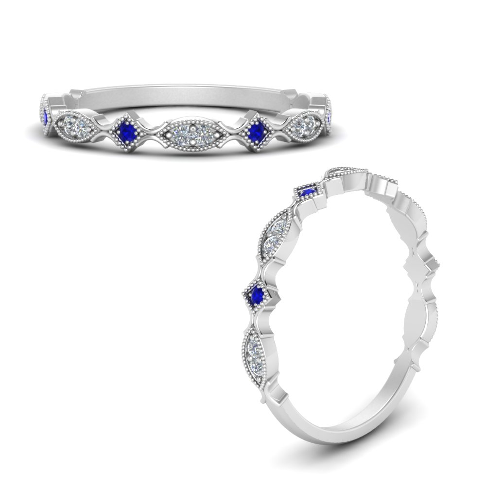vintage-delicate-diamond-stacking-rings-with-sapphire-in-FDWB5392GSABLANGLE3-NL-WG