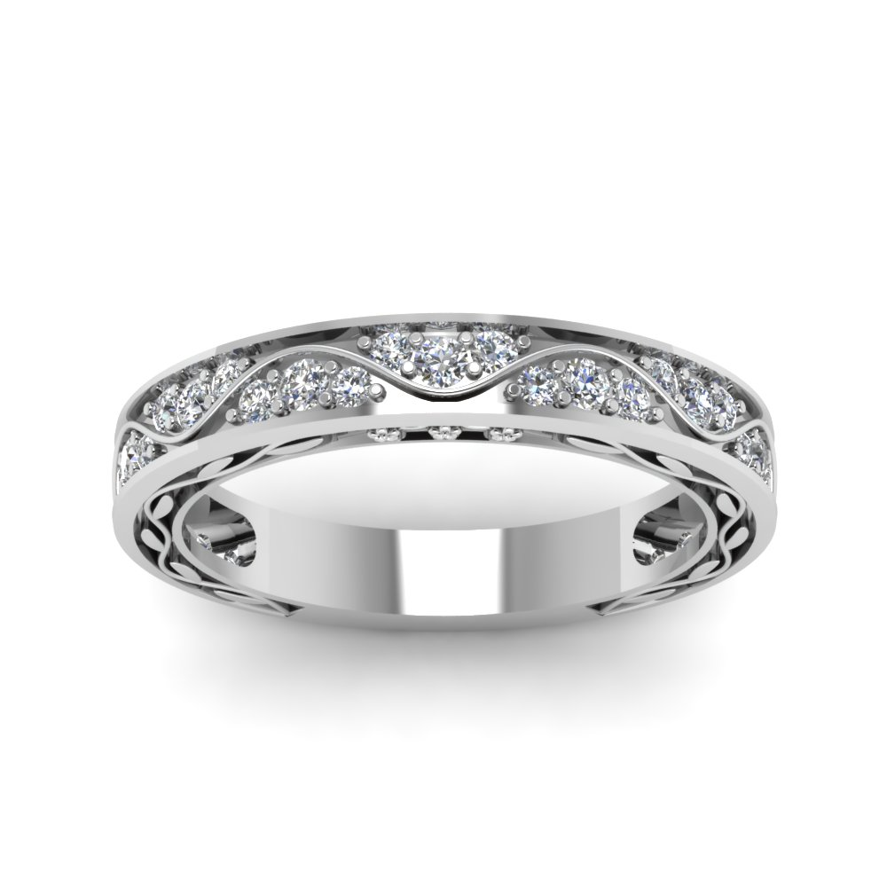 Stunning Diamond Bands For Women