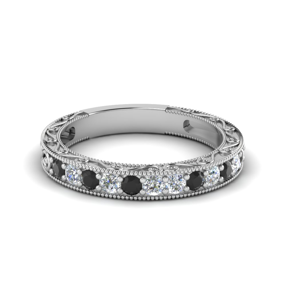 Vintage Pave Women Band