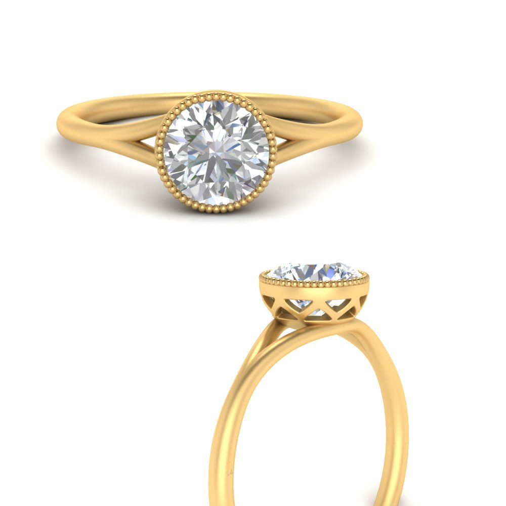 vintage-solitaire-round-cut-bezel-engagement-ring-in-FD69826RORANGLE3-NL-YG