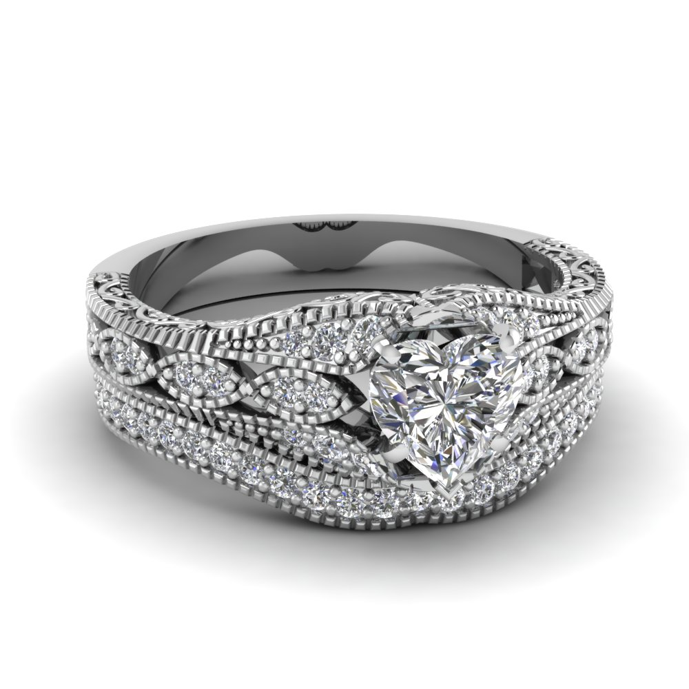 wedding diamond band cute wide pave rings of bands elegant