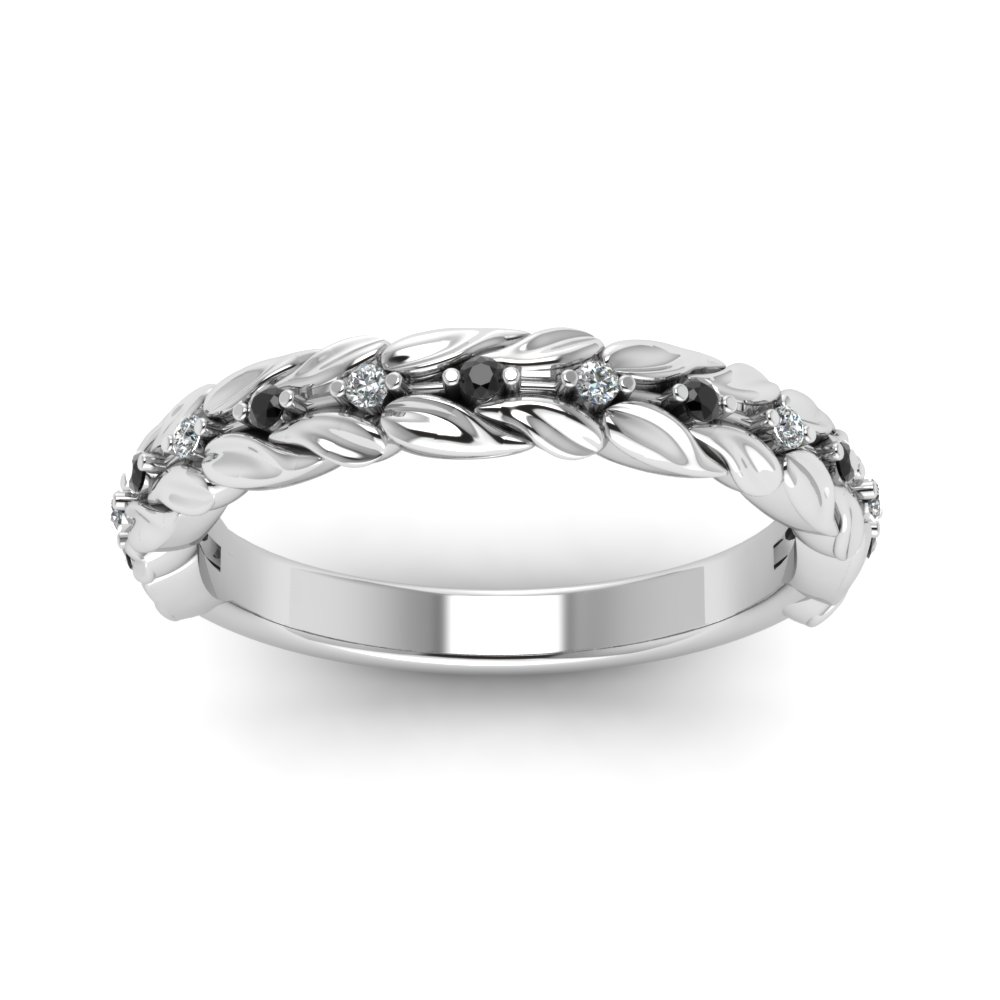 Simple Platinum Wedding Band