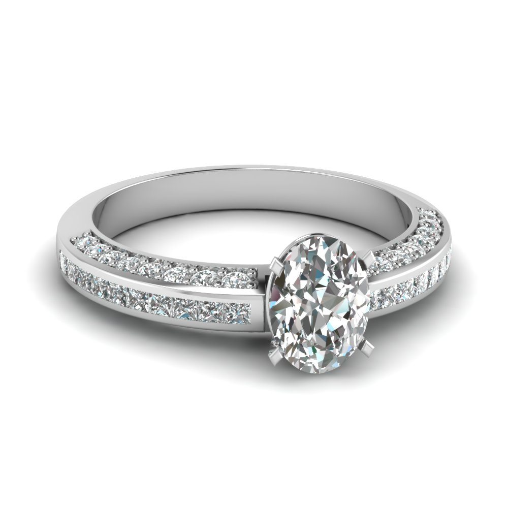 oval shaped diamond accent engagement ring in FDENS3020OVR NL WG.jpg