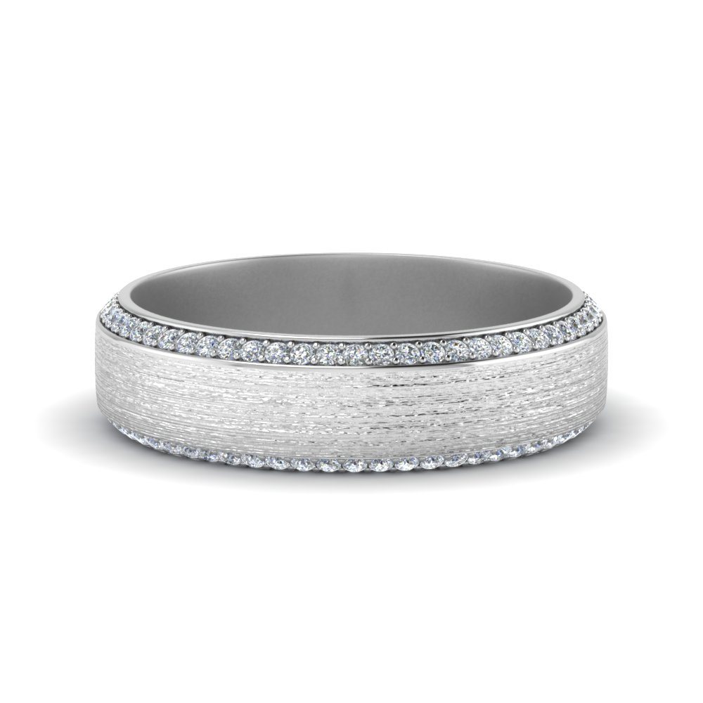 Platinum Mens Wedding Bands