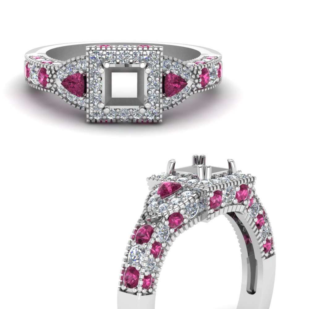 trillion-halo-semi-mount-diamond-engagement-ring-with-pink-sapphire-in-FDENR7784SMRGSADRPIANGLE3-NL-WG