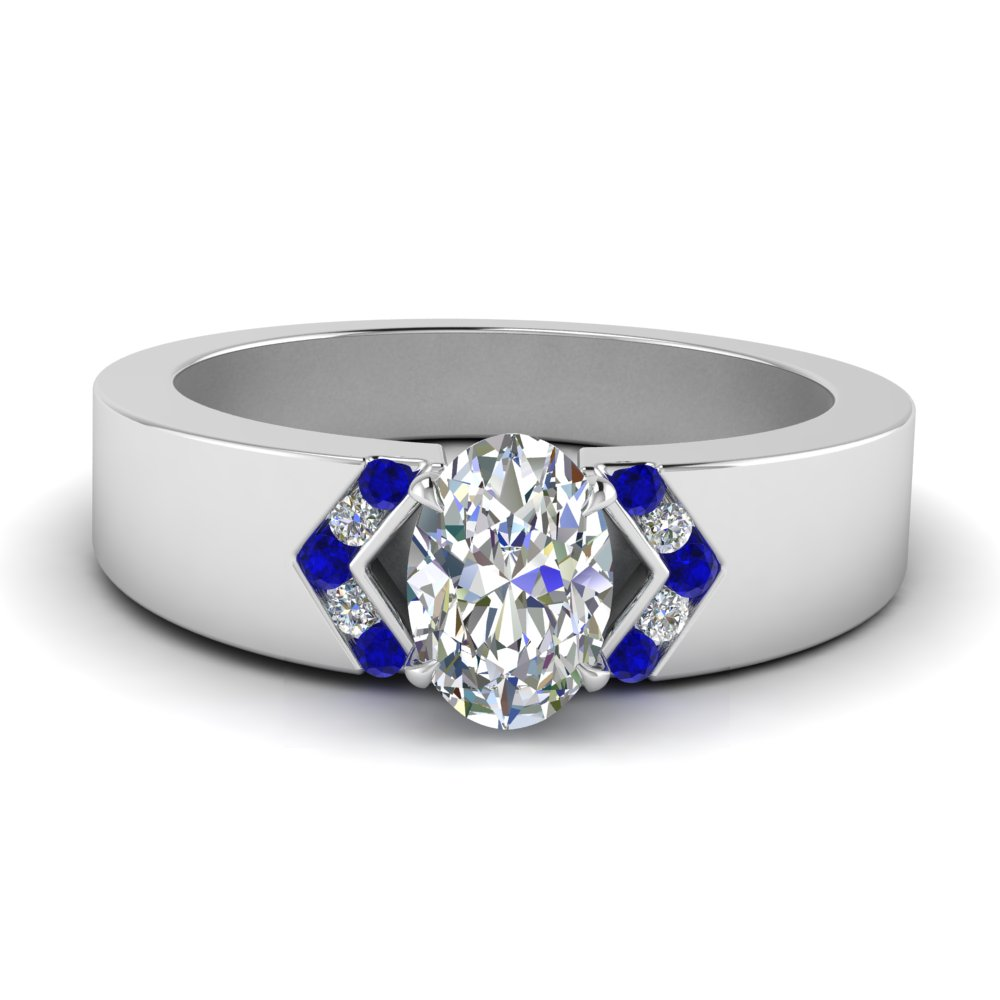 wide-band-oval-shaped-channel-diamond-ring-with-sapphire-in-FDENR1751OVRGSABL-NL-WG