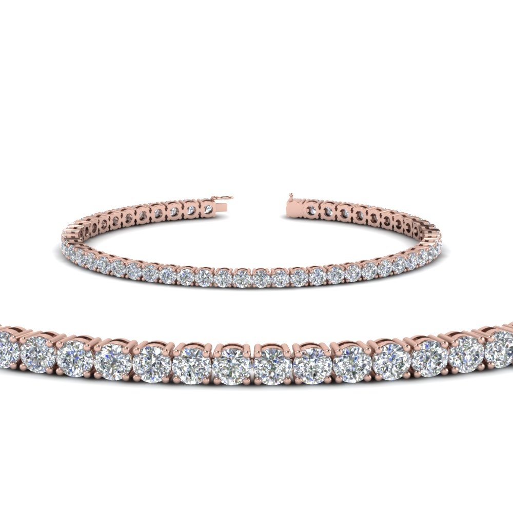 Diamond Tennis Bracelet (5 Carat)