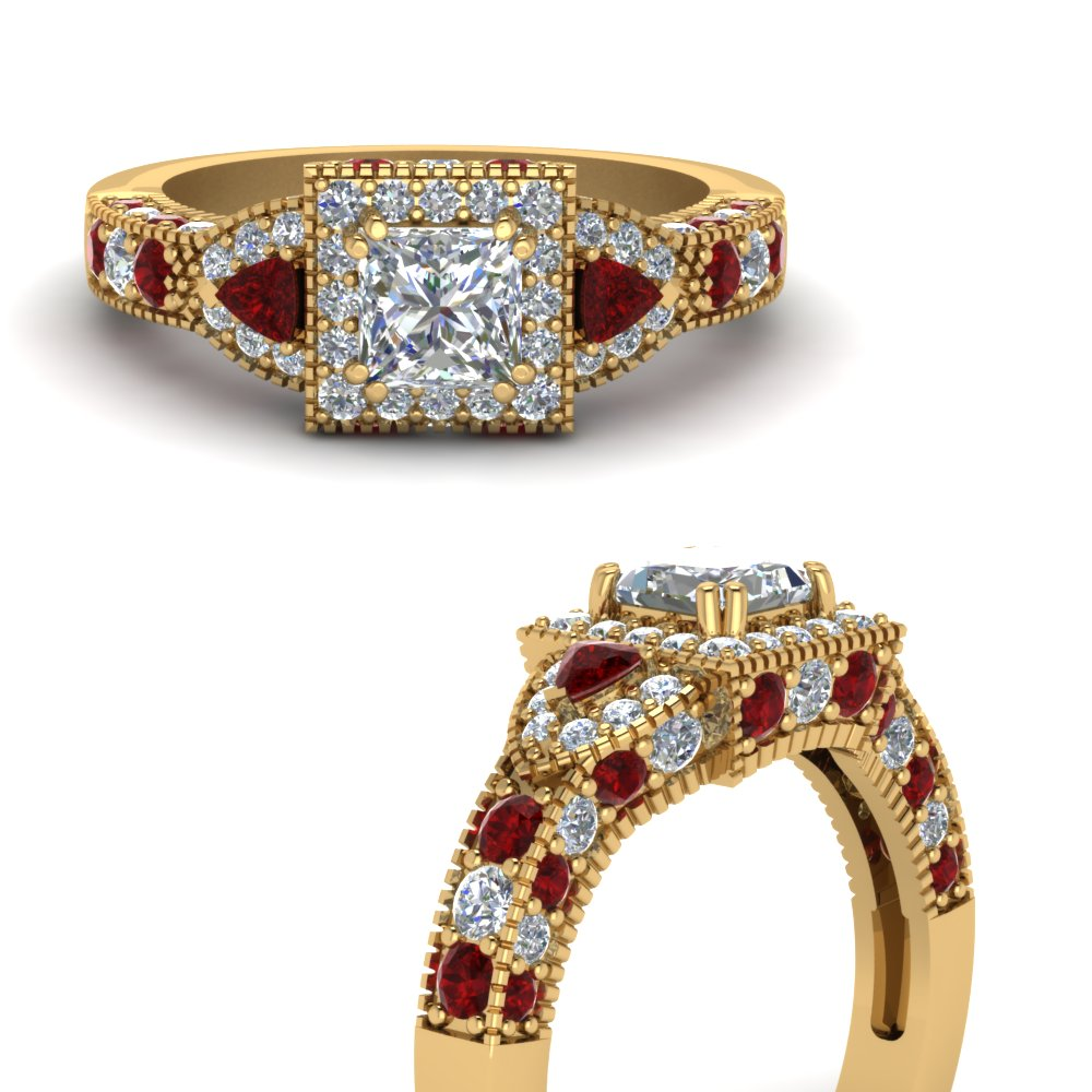 trillion-halo-princess-cut-diamond-engagement-ring-with-ruby-in-FDENR7784PRRGRUDRANGLE3-NL-YG