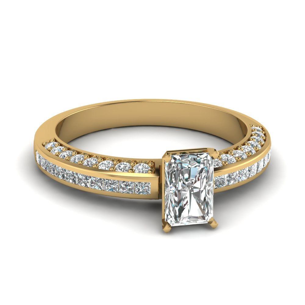 radiant cut diamond accent ring in FDENS3020RAR NL YG.jpg