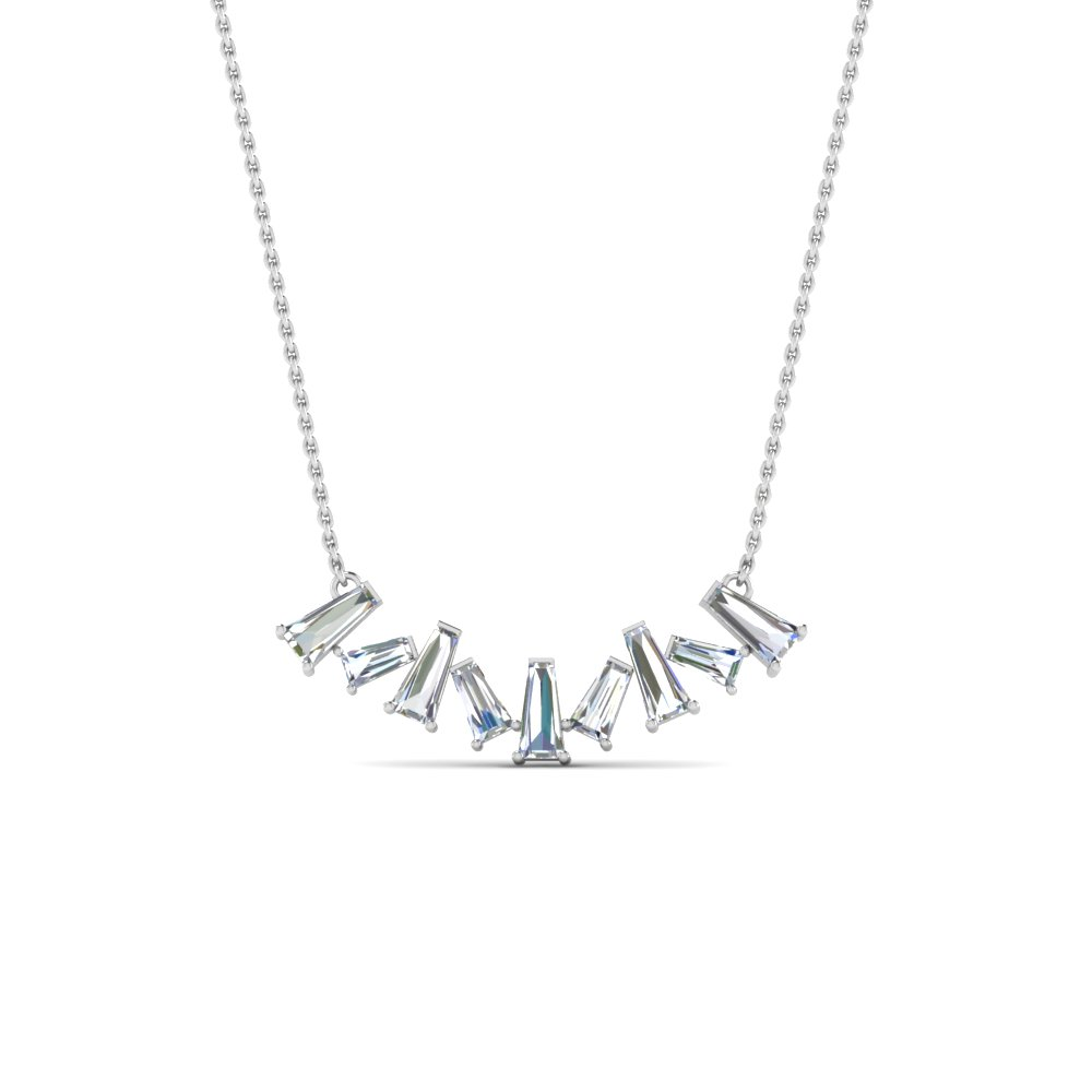 cut diamond pendant cross p baguette betteridge ibb